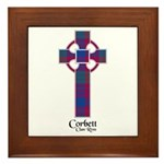 Cross-Corbett.Ross Framed Tile