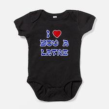 Cute Chanukah chanukkah Baby Bodysuit