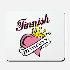 Finnish Princess Mousepad