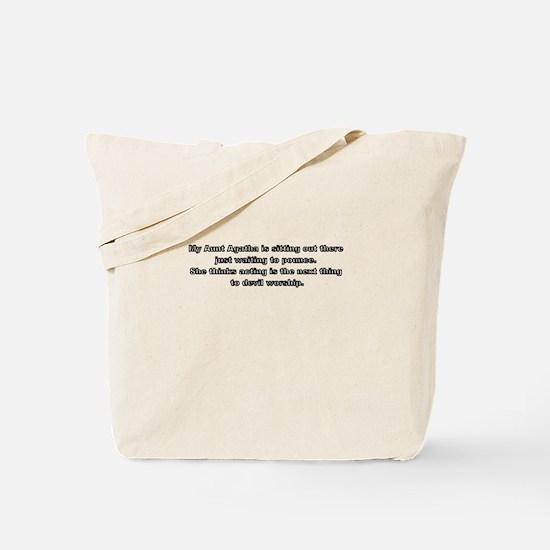 Cool Wooster Tote Bag
