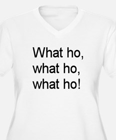 What ho - Jeeves and Wooster T-Shirt