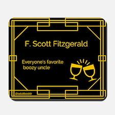 Uncle Fitzgerald Mousepad
