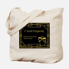 Uncle Fitzgerald Tote Bag