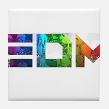 Cool Trance Tile Coaster