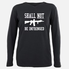 2nd Amendment - Shall Not Be Infringed Plus Size L