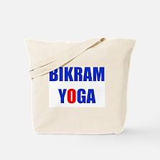 Bikram Yoga Tote Bag