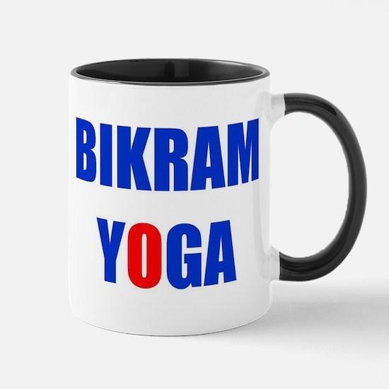 Bikram Yoga Mugs