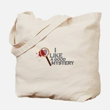 A Good Mystery Tote Bag