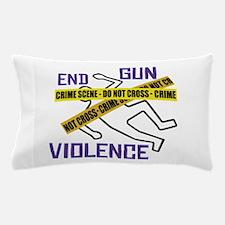 End Gun Violence Pillow Case