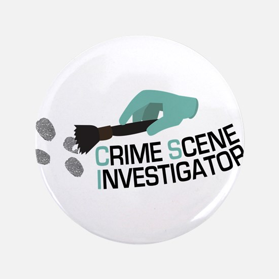 Crime Scene Investigator Button