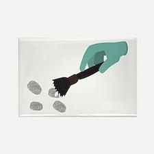 Fingerprint Brush Magnets