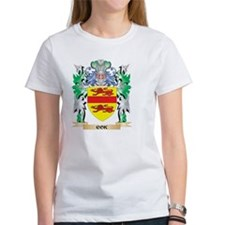 Cok Coat of Arms - Family Crest T-Shirt