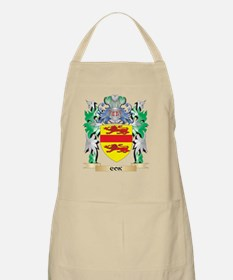 Cok Coat of Arms - Family Crest Apron