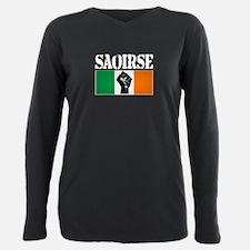 SAOIRSE - Ireland Plus Size Long Sleeve Tee