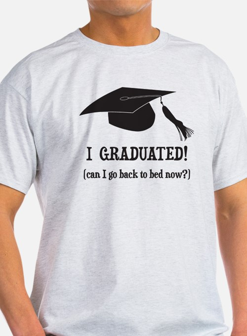 Cute Funny graduation T-Shirt