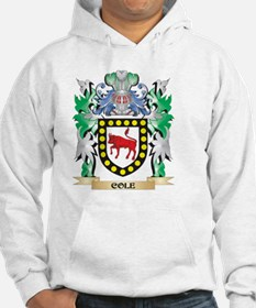 Cole Coat of Arms - Family Crest Hoodie