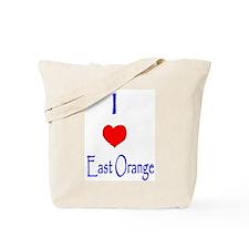 I love East Orange Tote Bag