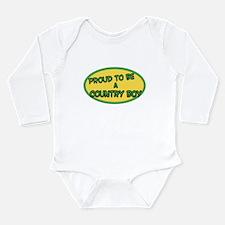 Cute Boy boys men male Long Sleeve Infant Bodysuit