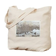 New Bedford, Mass Tote Bag