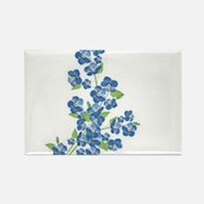 Forget me nots Magnets
