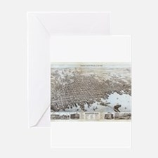 New Bedford, Mass Greeting Card