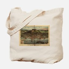 High Rock, Lynn, MA Tote Bag