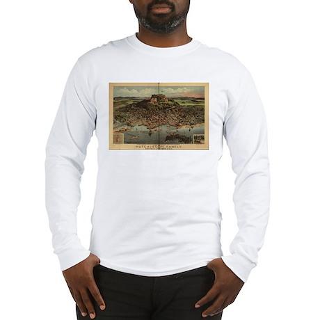High Rock, Lynn, MA Long Sleeve T-Shirt