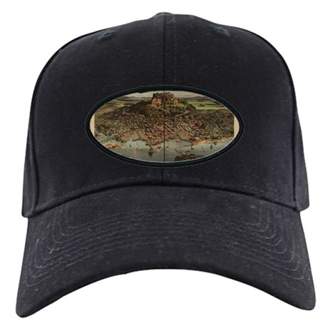 High Rock, Lynn, MA Black Cap