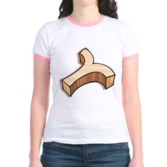 Aries Jr. Ringer T-shirt