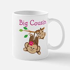 Monkeys Girl Big Cousin Mug