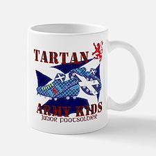 Tartan Army Kids Football Mugs