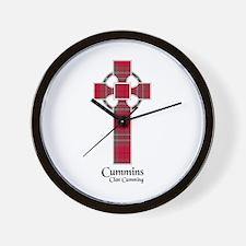 Cross-Cummins.Cumming Wall Clock