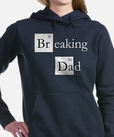 Breaking Dad Women's Hooded Sweatshirt