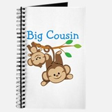 Boys Monkeys Big Cousin Journal