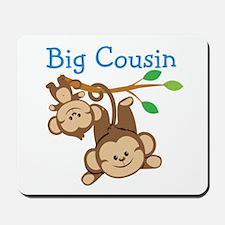 Boys Monkeys Big Cousin Mousepad
