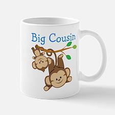 Boys Monkeys Big Cousin Mug