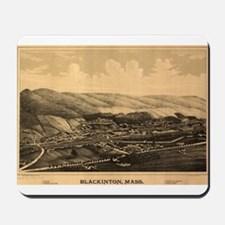 Blackinton, North Adams, MA. Mousepad