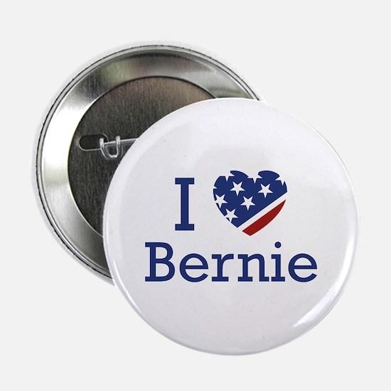 "I Love Bernie 2.25"" Button"