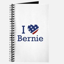 I Love Bernie Journal