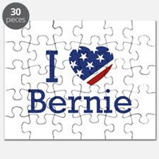 I Love Bernie Puzzle