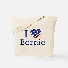 I Love Bernie Tote Bag