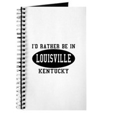 I'd Rather Be in Louisville, Journal