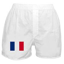 French Flag Boxer Shorts