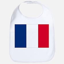 French Flag Bib