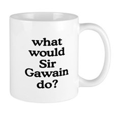 Sir Gawain Mug