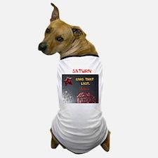 SATURN CARS THAT LAST. Dog T-Shirt