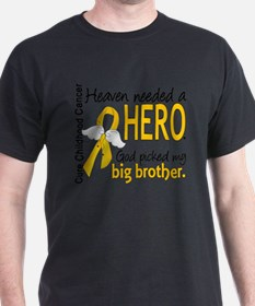 Cute Big brother super hero T-Shirt