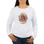 SICILIAN TRINACRIA Women's Long Sleeve T-Shirt