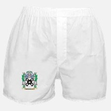 Connolly Coat of Arms - Family Crest Boxer Shorts