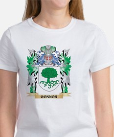 Connor Coat of Arms - Family Crest T-Shirt